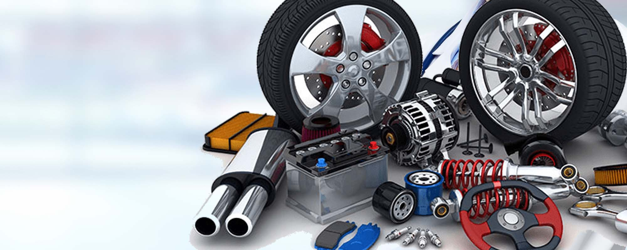 Auto Parts and Car <span>Battery Replacement</span>